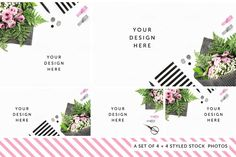 Styled Stock Photography Pack - 19 by Citrus and Cinnamon on @creativemarket