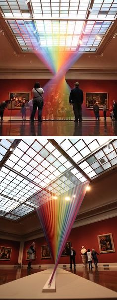 Best of Top 10 Amazing Art Installations That Defined the Past Year 2016 has seen a wide range of beautiful, fascinating, and poignant art installations. We've compiled a list of our 10 favorites. Light Installation, Art Installations, Modern Art, Contemporary Art, Instalation Art, Wow Art, Art Abstrait, Public Art, String Art