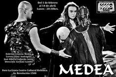 MEDEA  Foro La Gruta Helénico