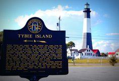 Tybee Island lighthouse! Its awesome!