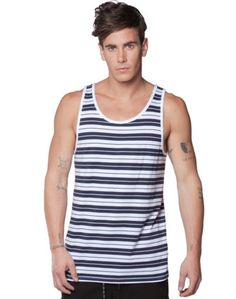 Kit Sabine Stripe Singlet