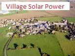 Village Solar Power Solar House, Solar Power, Grid, Dolores Park, Travel, Viajes, Sun House, Solar Energy, Destinations