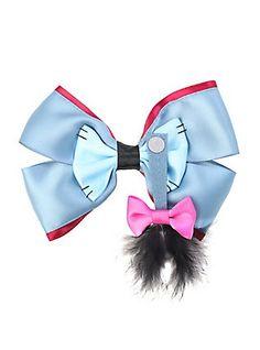 Disney Winnie The Pooh Eeyore Cosplay Hair Bow,