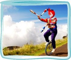 Unicycle, Clowns, Image, Projects, Log Projects, Imperial Crown