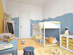 Children's room/Apartment/Perm Perm, Toddler Bed, Loft, Children, Furniture, Home Decor, Child Bed, Young Children, Lofts