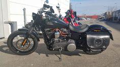 Borsa per Harley Dyna Saddlebag for Harley Dyna