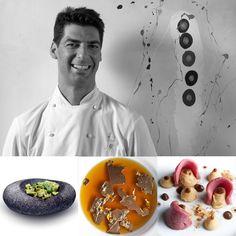 3 star - Chef Massimiliano Alajmo - Restaurant Le Calandre - Padua, Italy #italianfood #italianchef #italianrestaurant www.100ITA.com
