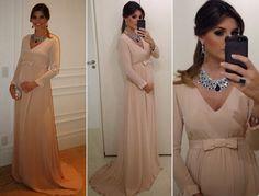grávida: qual vestido usar?