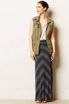 Praslin Maxi Skirt (Anthropologie - $49.95)