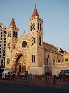 Lattakia, Syria, Catholic Church  < ° 597 (polonezköy) https://de.pinterest.com/acilec/syria/