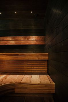 42 Marvelous Home Sauna Design Ideas - Page 7 of 42