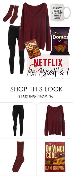 """""""me myself and I time"""" by elles265 ❤ liked on Polyvore featuring Peace of Cloth and Hue"""