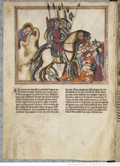 Apocalypsis cum figuris- the four knights of the Apocalypse.