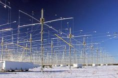 Do you think Haarp has anything to do with the noises around the world?