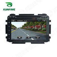 Android5.1 Car DVD Player GPS For HONDA VEZEL/HRV 2015 8'' HD 1024*600 Quad-Core #Kunfine