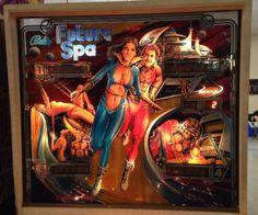 Future Spa. Bally, 1979.
