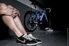 Helle Frederiksen - Triathlete by James Mitchell, via Behance