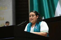 Quedaron garantizados los derechos de los niños y adolescentes: Cinthya Valladares