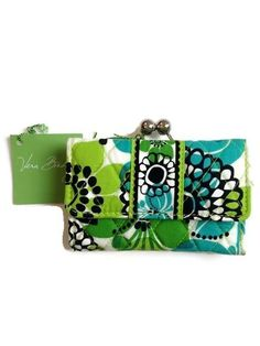 Women XJ56 2-in-1 Purse /& Card Holder Photo ID Window Ladies Wallet Coins Pouch