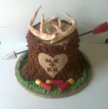 hunting themed grooms cake - Google Search