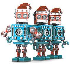 7 Robots Santa Can t Deliver Until 2016 - Robotics Trends Robot Santa 7d724bce8