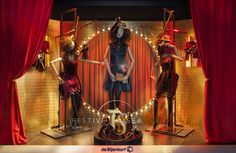 de Bijenkorf | Festive Season, marionette