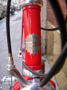 Orco Cicli: Rosso Ducati
