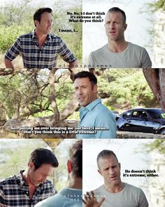 Rachel Williams, Scott Caan, Hawaii Five O, I Quit, Alex O'loughlin, Hilarious, Funny, True Friends, I Movie
