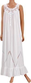 Cotton nightgown | Eileen West