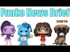 Funko News Brief - March 28, 2018