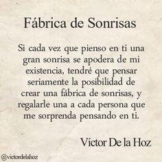 Fábrica de Sonrisas  Victor De la Hoz
