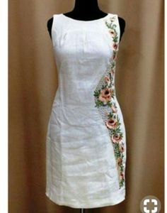 Awesome embroidery dress pattern robes ideas Sexy V-collar lace floral embroidery maxi dress evening dresses The Luisa Super embroidery dress pattern robes ideas sexy v-collar lace flowers floral embroidery maxi dress evening dresses Kurta Designs, Blouse Designs, Casual Dresses, Fashion Dresses, Evening Dresses, Summer Dresses, Embroidery Dress, Embroidery Jewelry, Floral Embroidery