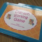 Digraph Game With Written Activity and Word Cards I played this with my second grade reading intervention students and it took the entire half hour...
