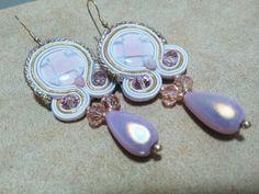 #soutache #piccolidettaglicreazioni #earrings #handmade