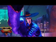 Street Fighter V: F.A.N.G Reveal Video