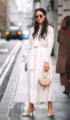 White Coat Essential for Winter
