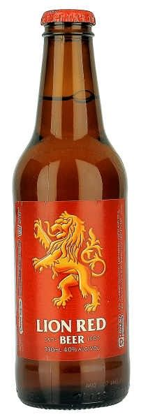 Beers of Europe | Lion Red