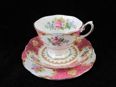 One of my very favorite patterns from Royal Albert china.