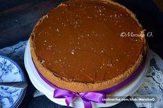 Salted Caramel Cheesecake/ Karamel Torta od Sira — Coolinarika
