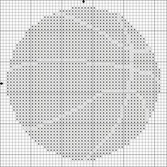 free cross stitch patterns | ... Cross Stitch Pattern - Free Basketball Motif Counted Cross Stitch