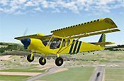 STOL CH 750 light sport utility airplane from Zenith Aircraft Company - the ultimate short take-off and landing sport kitplane - Sport Pilot Ready