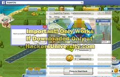 SuperCity Cheats: Unlimited SuperBucks and Coins Hack for SuperCity Facebook…
