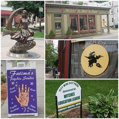 Historic Downtown Salem, Massachusetts | Art, Architecture, and Attractions -- Yankee Magazine