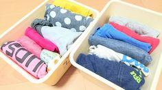 子ども服の収納を、みなさんはどのようにしていますか?ごはんや外遊びで着替える頻度が多いご家庭では、できるだけ使いやすい収納スペースをつくりたいですよね。取り出しやすくまとめると、子どもたちも自分で身支度ができるようになります。スッキリ片付く整理術をチェックしてみてください。
