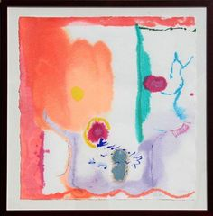 View Beginnings by Helen Frankenthaler on artnet. Browse upcoming and past auction lots by Helen Frankenthaler. Helen Frankenthaler, Abstract Painters, Abstract Art, Post Painterly Abstraction, Sculpture, Illustration, Screen Printing, Collage, Artwork