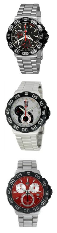 TAG Heuer Formula 1 Watches from $945.00