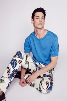 Paul & Joe Spring 2015 Menswear - Collection - Gallery - Look 1 - Style.com