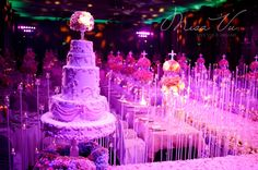 Color Symphony Wedding - #Wedding #Decor by Misa Vu