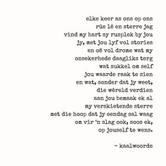 Words Quotes, Qoutes, Love Quotes, Funny Quotes, Letter For Him, Beautiful Verses, Afrikaanse Quotes, More Than Words, Instagram Quotes