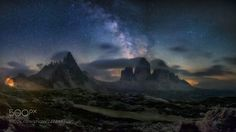 Silence  Tre Cime di Lavaredo  Camera: Canon EOS 6D  Join the Milky Way Group http://ift.tt/2sf2DTT and share your Milky Way creations or findings with the world! Image credit: http://ift.tt/2xeIph4 Don't forget to like the page or subscribe for more Milky Imagery!  #MilkyWay #Galaxy #Stars #Nightscape #Astrophotography #Astronomy